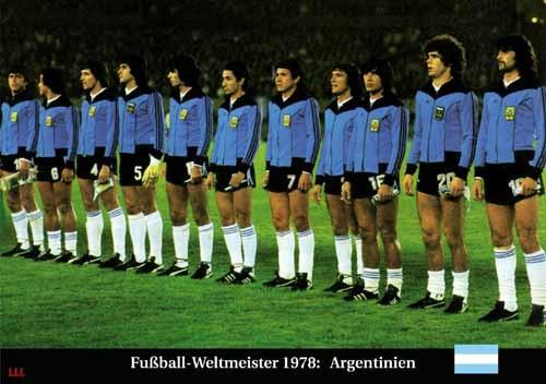 Fußball-Weltmeister 1978
