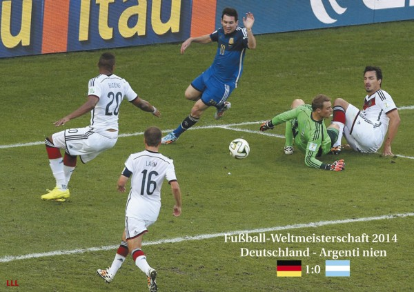 Germany-Argentina 2014