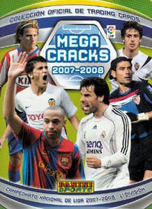 MegaCracks 2007-2008. Trading Cards.