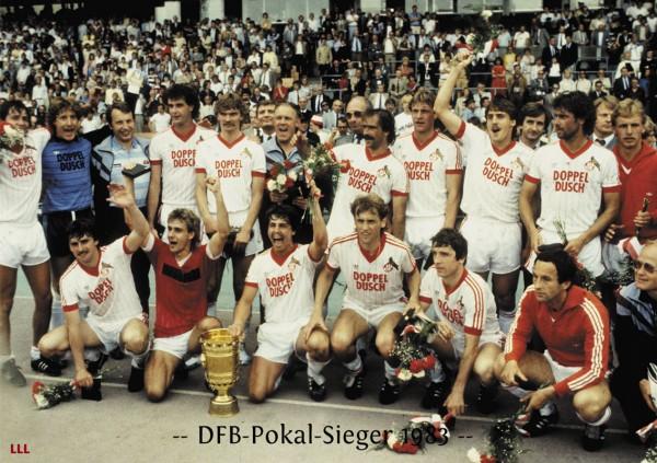 DFB-Pokalsieger 1983