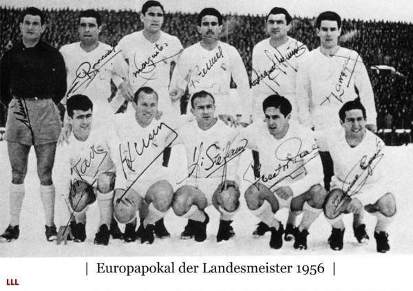 Champions League 1956