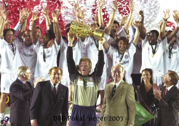 DFB-Pokalsieger 2003