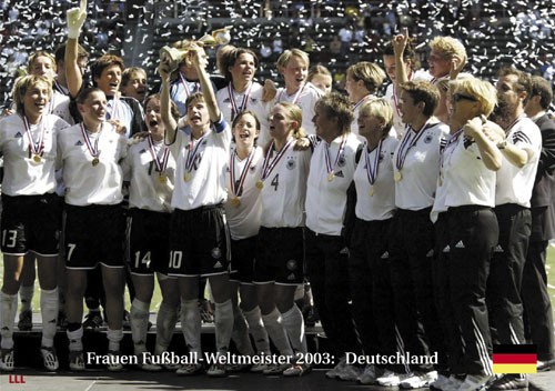 Women World Cup 2003