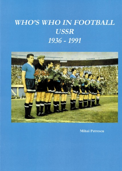 Who's who in football USSR 1936-1991