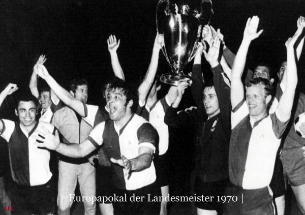 Champions League 1970