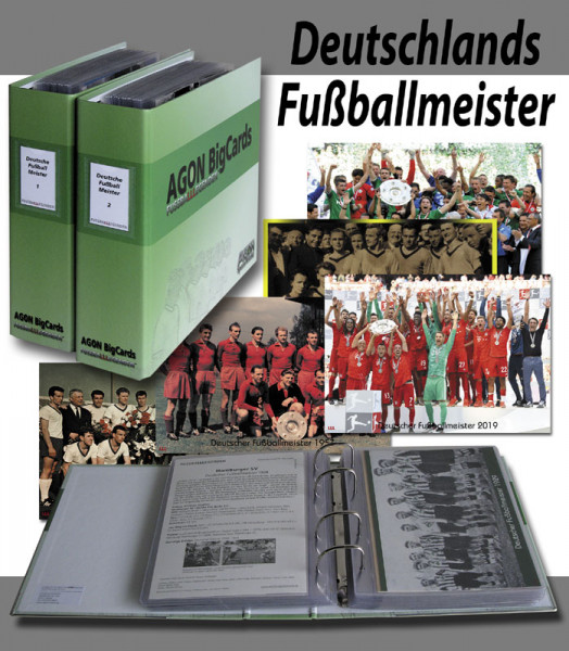Deutschlands Fußball-Meister
