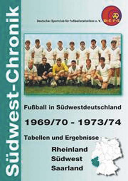 Südwest Chronik 1969/70 - 73/74