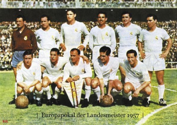 Champions League 1957