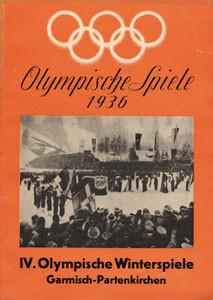 Iv Olympische Winterspiele Agon Sportsworld