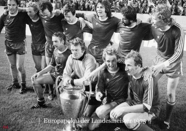 Champions League 1975