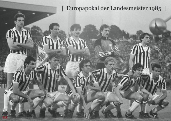 Champions League 1985
