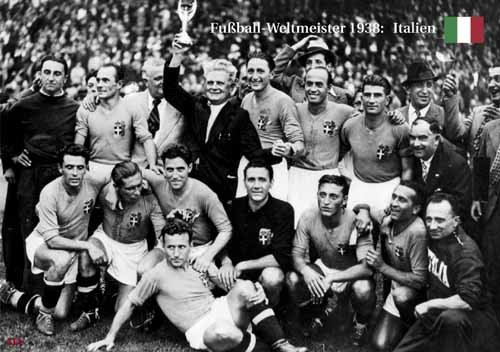 Fußball-Weltmeister 1938