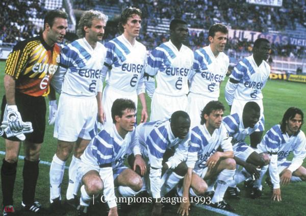 Champions League 1993