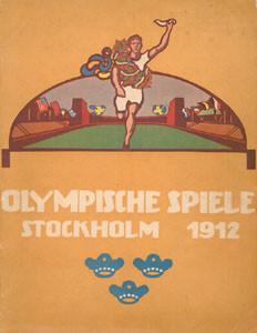 Olympische Spiele 1912.