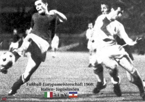 Italien-Jugoslawien 1968