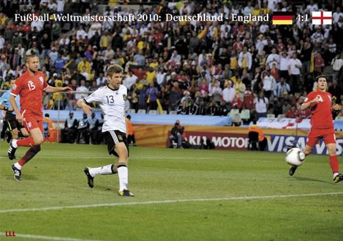 Germany-England 2010