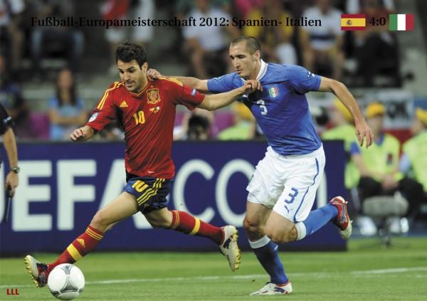 Spain - Italy 2012