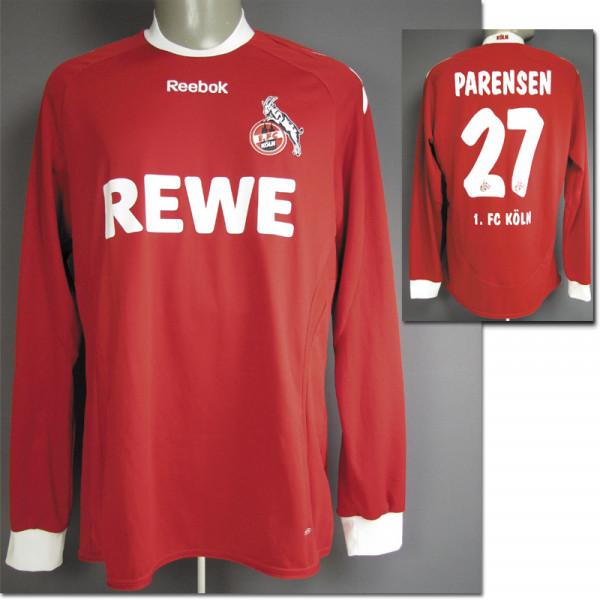 Michael Parensen, Fußball Bundesliga 2008/2009, Köln, 1. FC - Trikot 2008