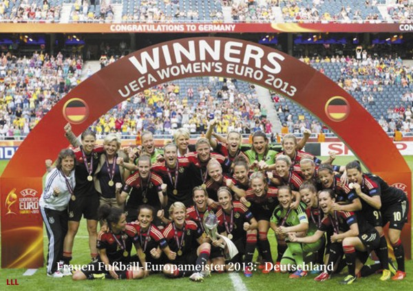 Frauenfußball-Europameister 2013