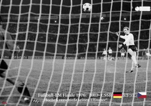 Hoeneß 11-Meter Euro Cup 1976