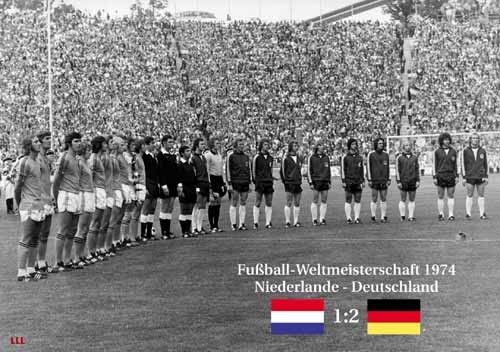 Germany-Nertherlands 1974