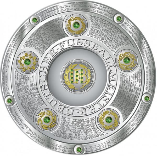 DFB Meisterschale 2018 - 7 cm, Meisterschale Nachbildung