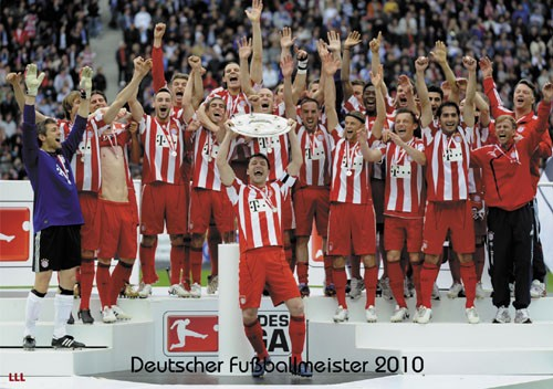 Deutscher Meister 2010