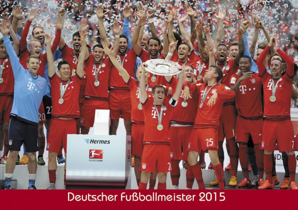 Deutscher Meister 2015