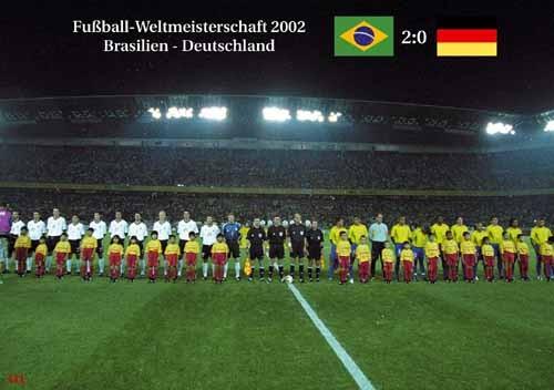 Deutschland-Brasilien 2002