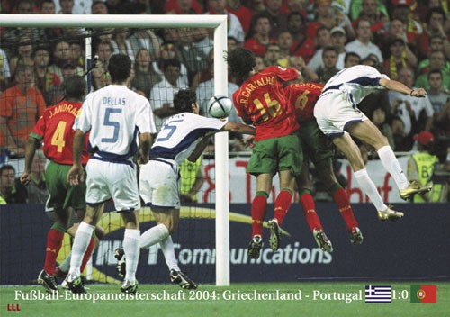 Greece-Portugal 2004