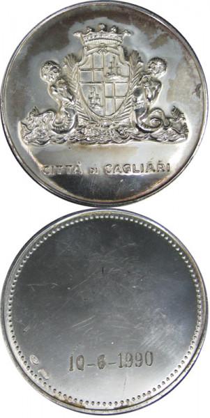 World Cup 1990 Participation medal Cagliari
