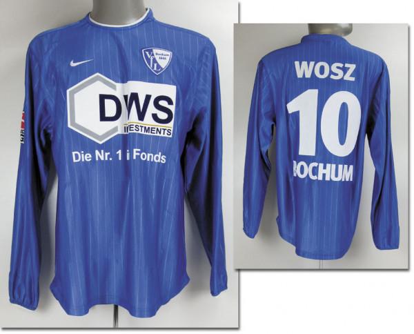 match worn football shirt VfL Bochum 2002/03