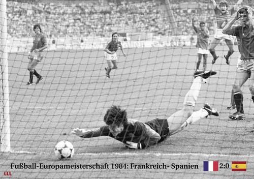 Frankreich-Spanien 1984