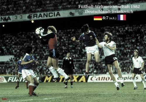 Germany-France 1982