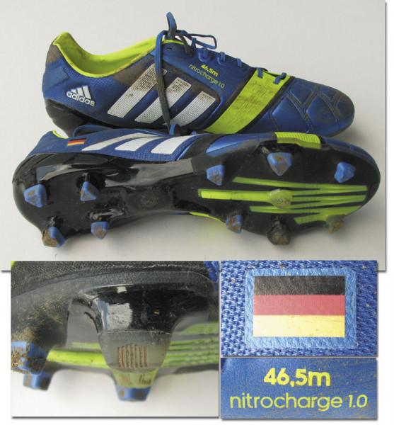 Matthias Langkamp, DFB-U21-Auswahl 2004-2009, DFB - Fußballschuhe