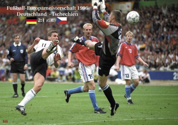 Deutschland - Tschechien 1996