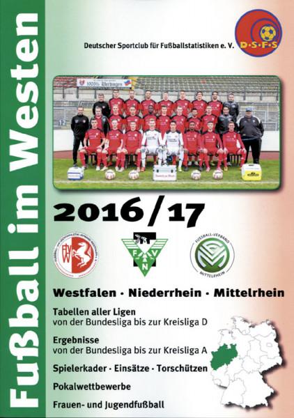 Fußball im Westen 2016/17 - Football in west Germany
