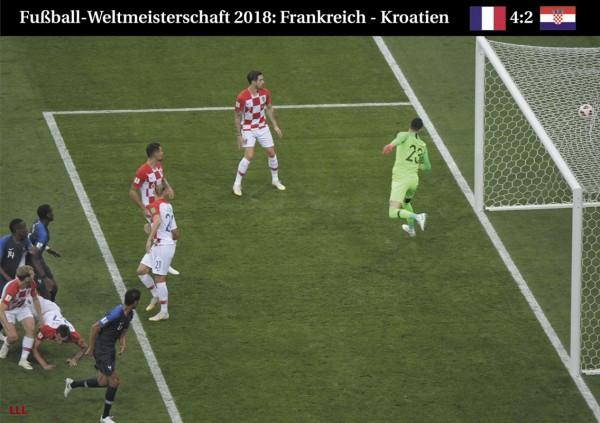 France - Croatia 2018