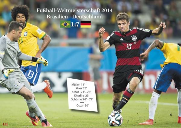Brasil-Germany 2014