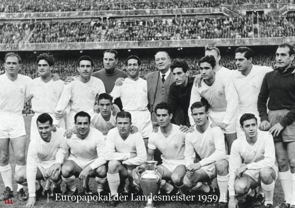 Champions League 1959