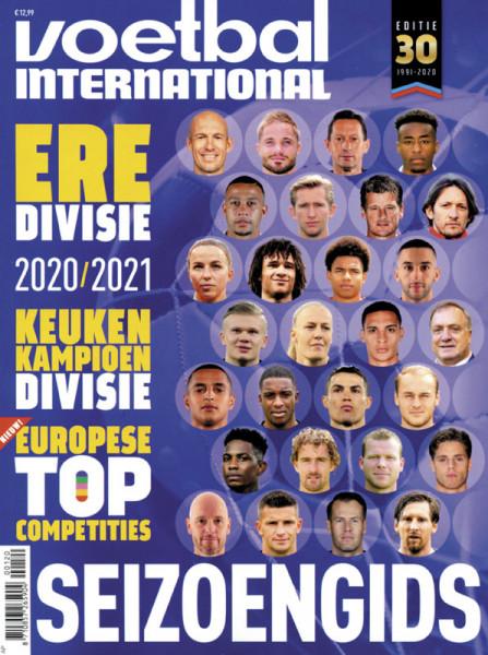 Voetbal International - Seizoen Gids 2020-2021.