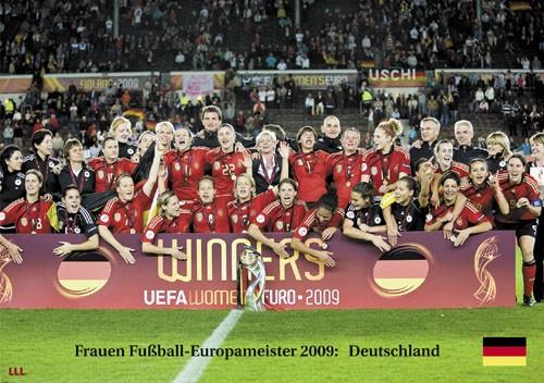 Frauenfußball-Europameister 2009