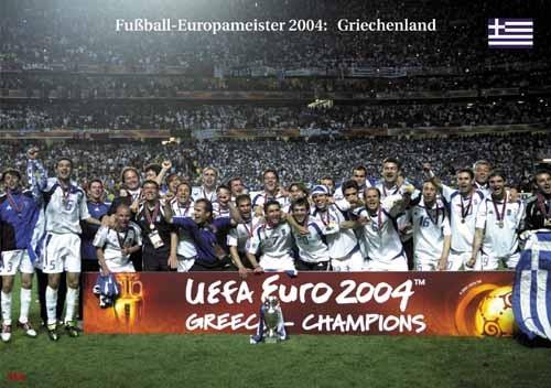 Fußball-Europameister 2004
