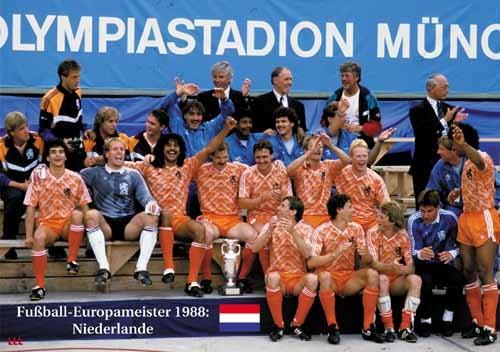 Fußball-Europameister 1988