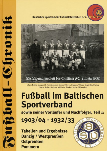 Football in the Baltic Sports Federation 1903-1933