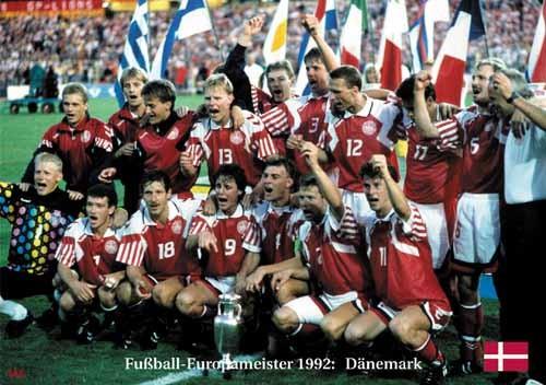 Fußball-Europameister 1992