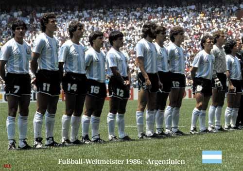 Fußball-Weltmeister 1986
