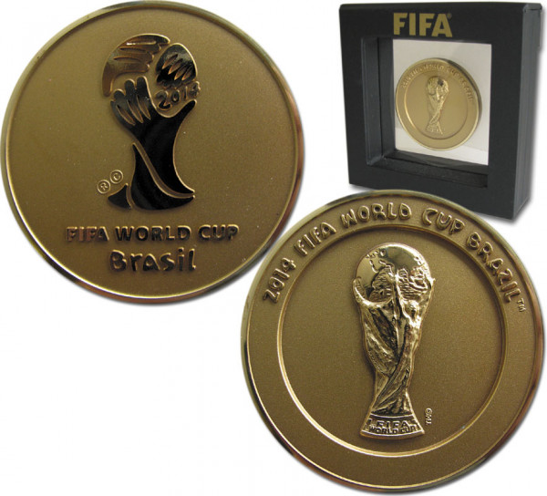 Participation Medal: World Cup 2014