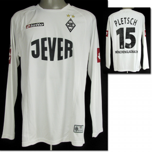 Marcelo Pletsch, Bundesliga 2004/05, Mönchengladbach Trikot 2004