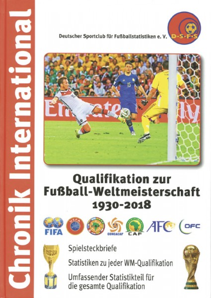 Qualification for the World Cup 1930-2018